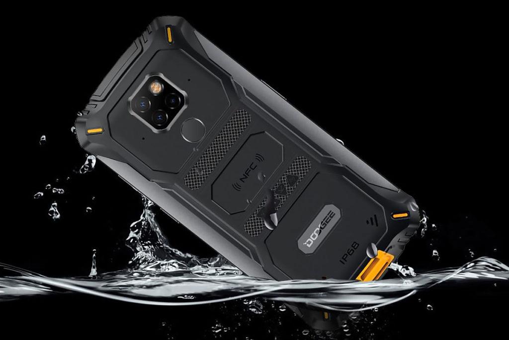 DOOGEE S68 Pro Rugged Smartphone