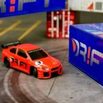 DR!FT Is A Racing Simulation Game That Involves Actual 1:43 Scale Model Cars