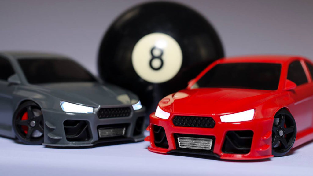 DR!FT 1:43 Scale Racing/Drift Simulation