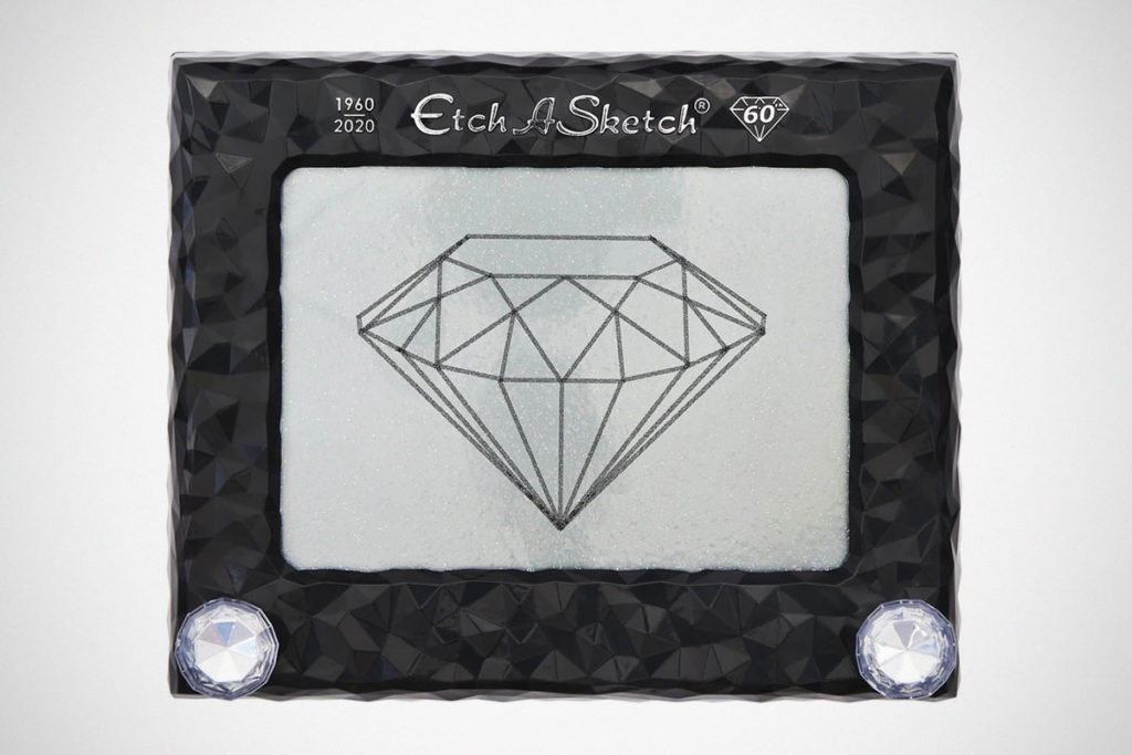 Diamond Edition Etch A Sketch