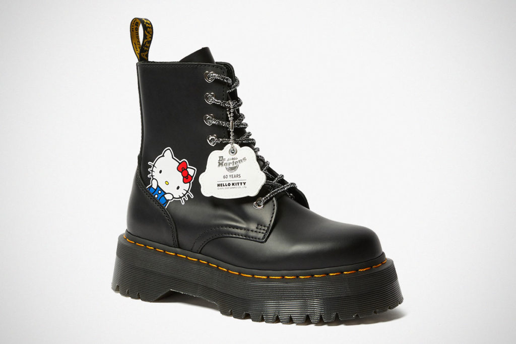 Dr. Martens x Hello Kitty 1460 Remastered Boots