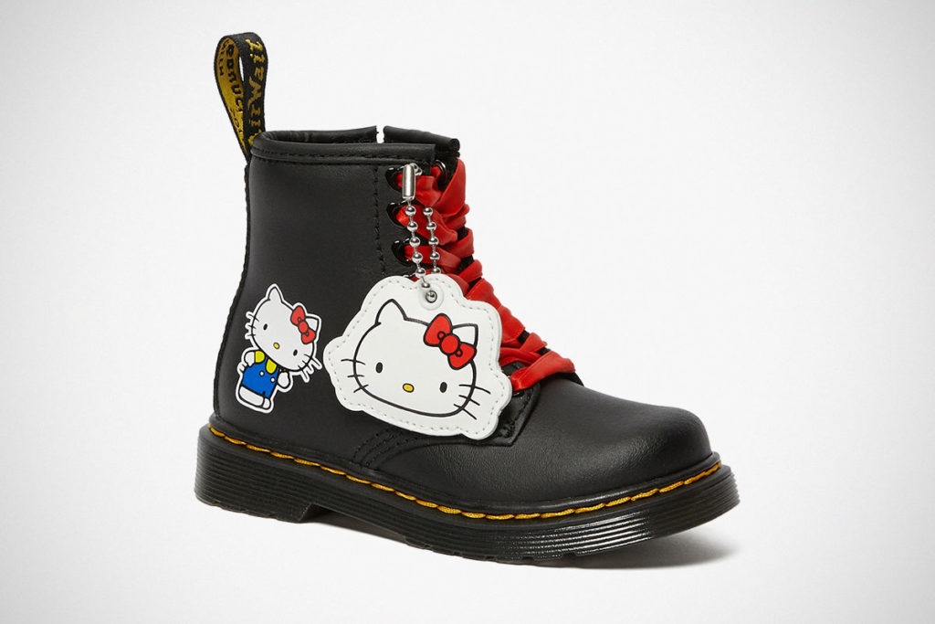 Dr. Martens x Hello Kitty