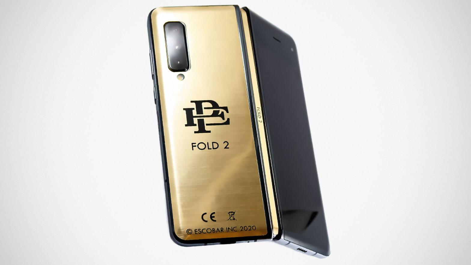 Escobar Fold 2 Folding Smartphone