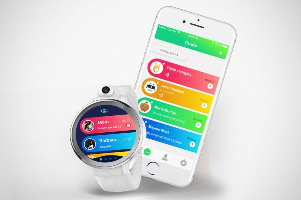 Fennec Watch One Smartwatch for Kids