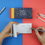 Dots & Lines Combines Dots-To-Dots With Flip Book. Yes, You Have To Join The Dots First