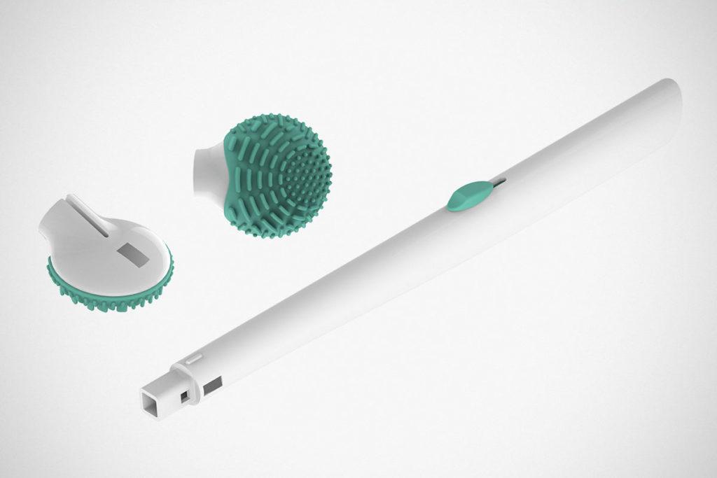 FlushBrush Toilet Brush Reinvented Kickstarter