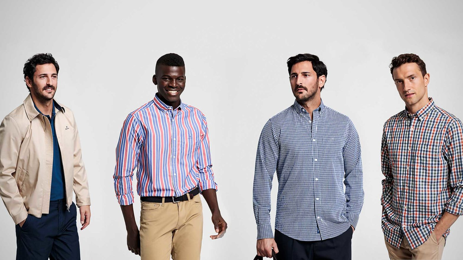 GANT Men's Clothing with TECH PREP Gift