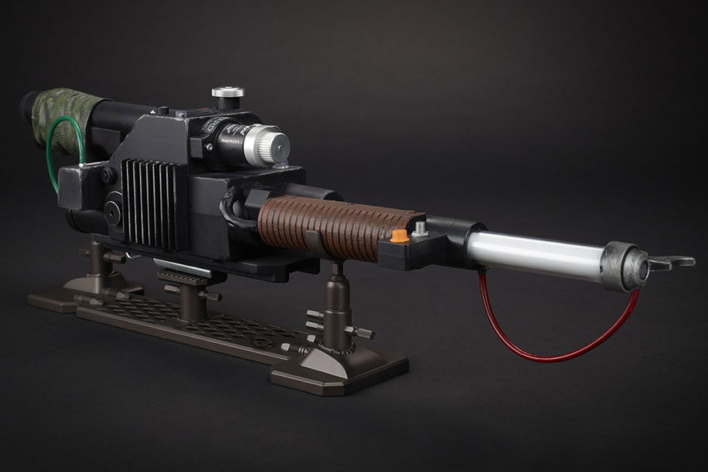Ghostbusters Spengler's Neutrona Wand