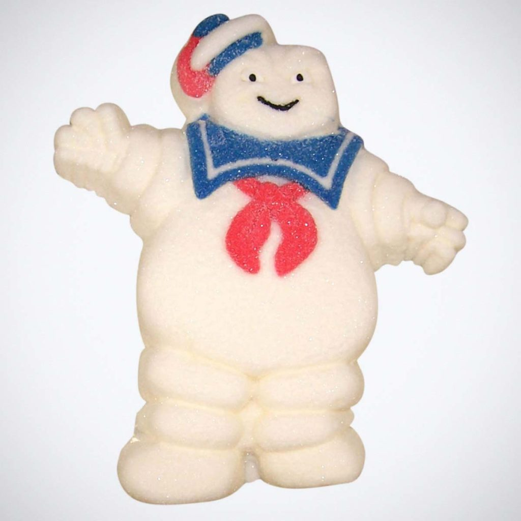 Ghostbusters Stay Puft Marshmallow Man Candy