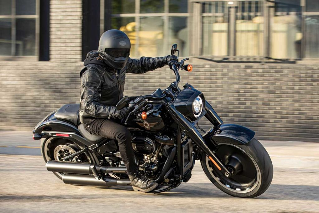 Harley-Davidson Fat Boy 30th Anniversary Edition