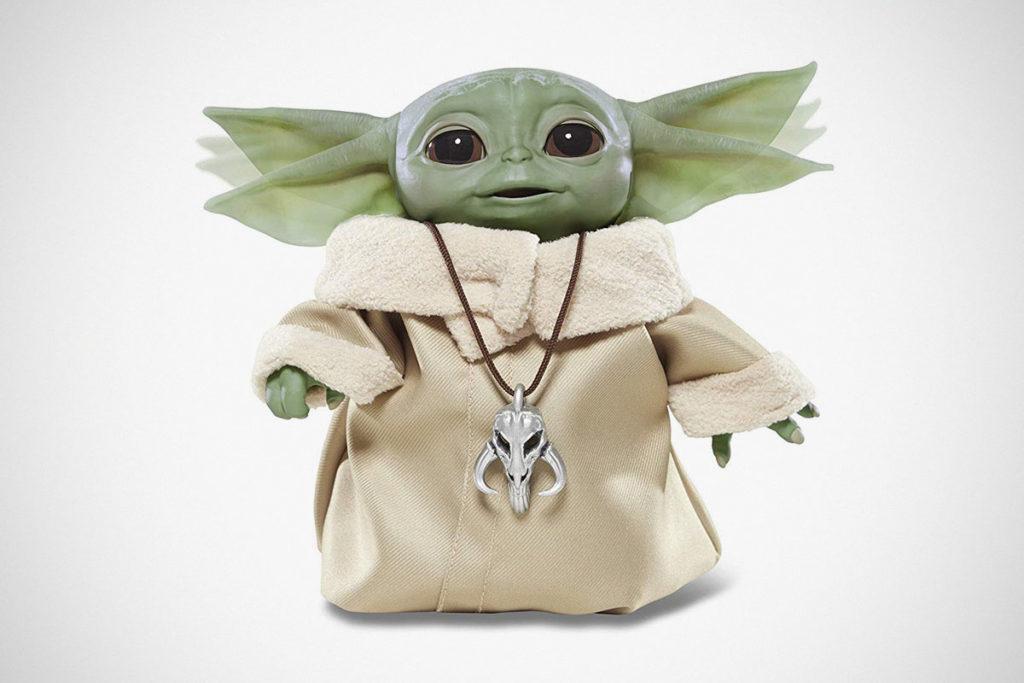 Hasbro Baby Yoda Animatronic Edition