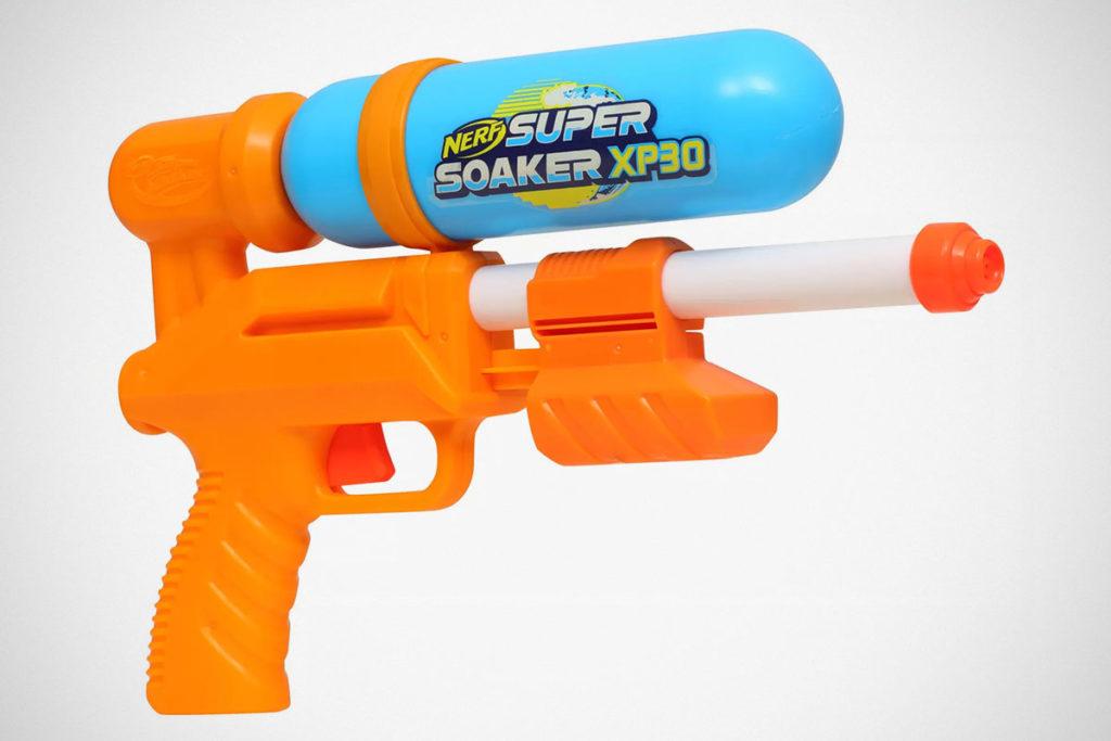Hasbro NERF Super Soaker XP30