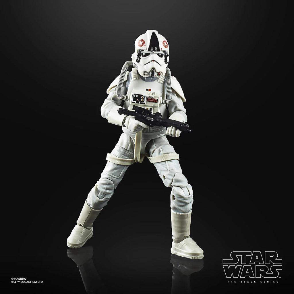 Hasbro Star Wars The Black Series AT-AT Driver Figure