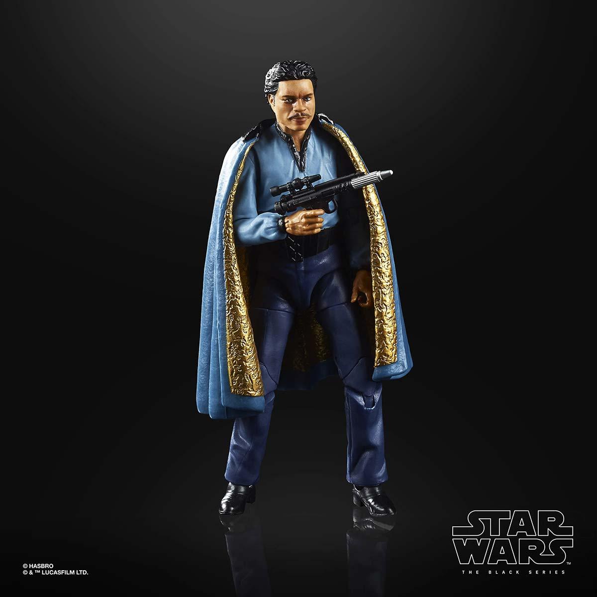 Hasbro Star Wars The Black Series Lando Calrissian Figure