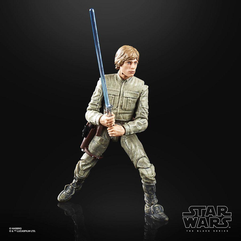 Hasbro Star Wars The Black Series Luke Skywalker Bespin Figure