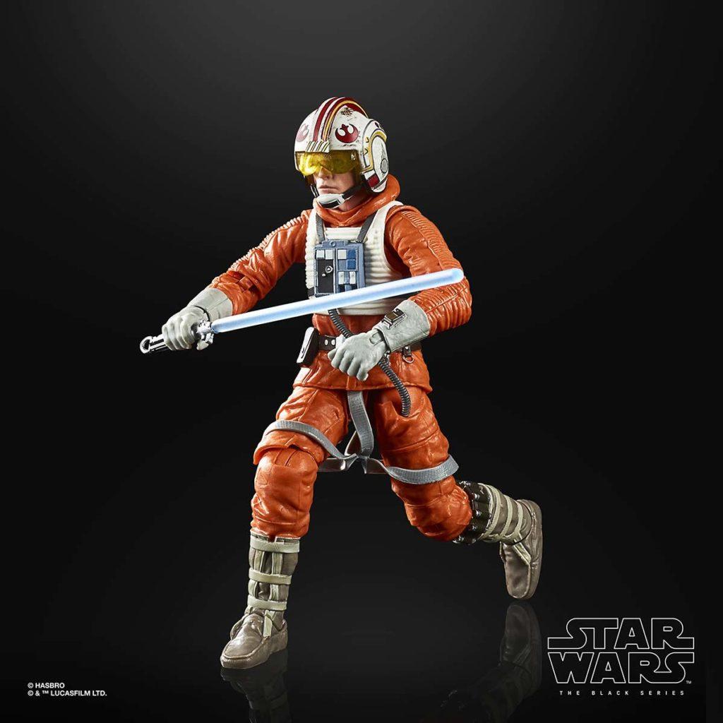 Hasbro Star Wars The Black Series Luke Skywalker Snowspeeder Figure