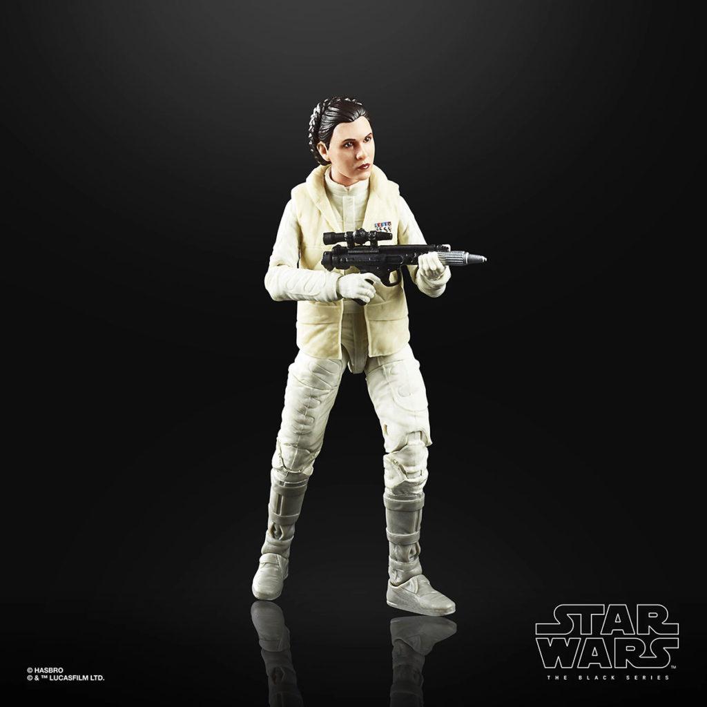 Hasbro Star Wars The Black Series Princess Leia Organa Hoth Figure