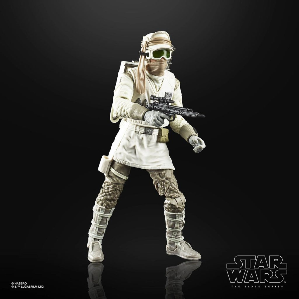 Hasbro Star Wars The Black Series Rebel Soldier Hoth Figure
