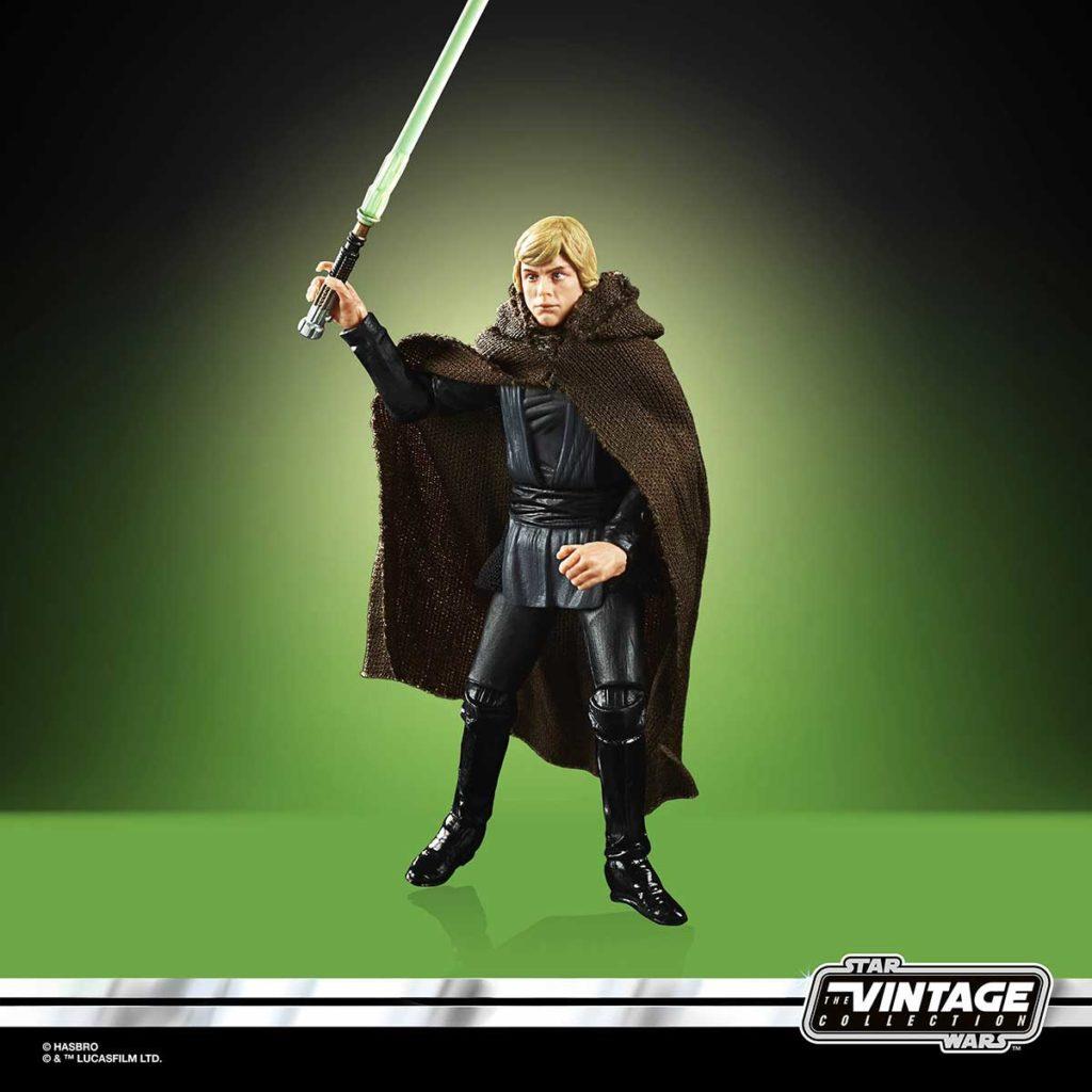 Hasbro Star Wars The Vintage Collection Luke Skywalker Jedi Knight Figure