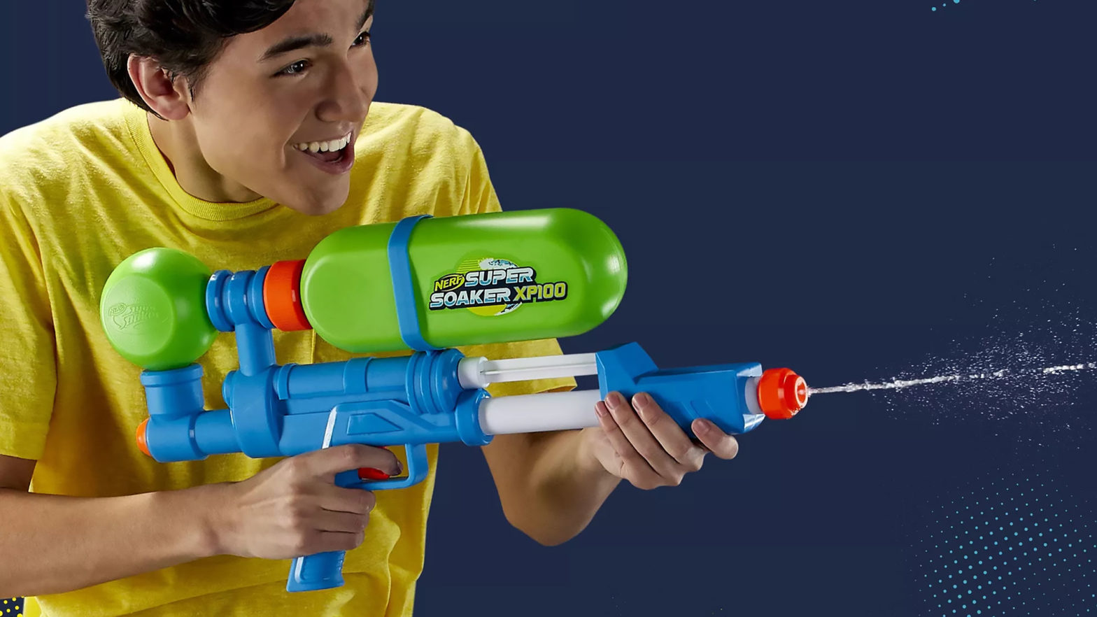 Hasbro NERF Super Soaker XP100