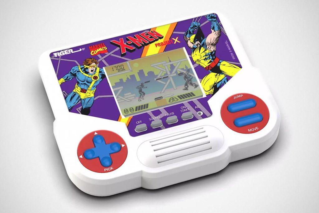 Hasbro Tiger Electronics LCD Handheld