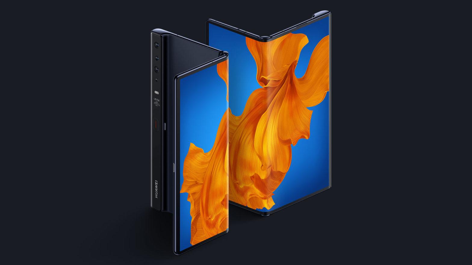 Huawei Mate Xs Folding Smartphone