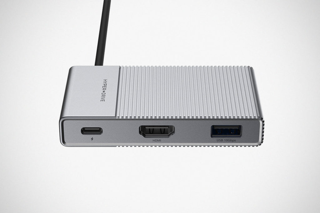 HyperDrive GEN2 Next-Gen USB-C Hub