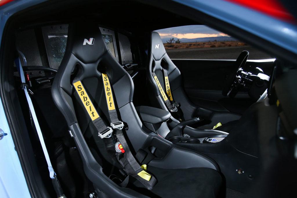Hyundai RM19 Racing Midship Sports Car
