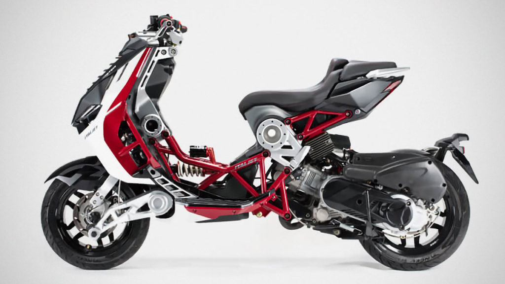 Italjet Dragster Scooter Preorder Starts Now