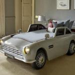 Here's A <em>James Bond</em>-inspired Car Bed For Your Secret Agent Wannabe Child