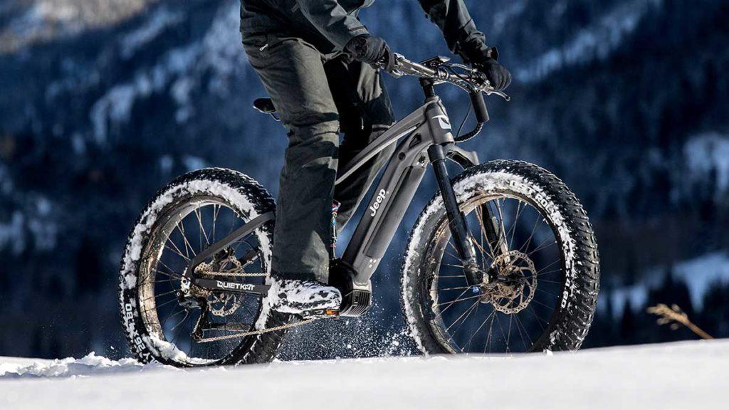 Jeep e-Bike Powered By QuietKat Revealed