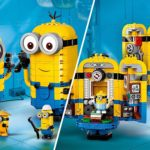 LEGO <em>Minions: The Rise of Gru</em> Sets Include Buildable Minions And Special Minion Minifigs
