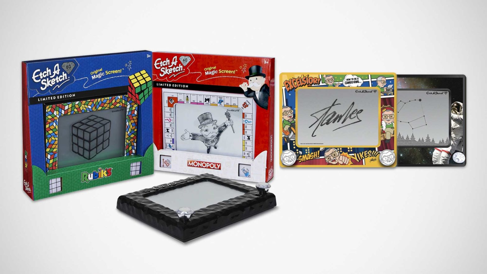 Limited Editions Etch A Sketch