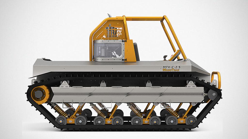LiteTrax Muddtrax MTX-C Track Vehicle