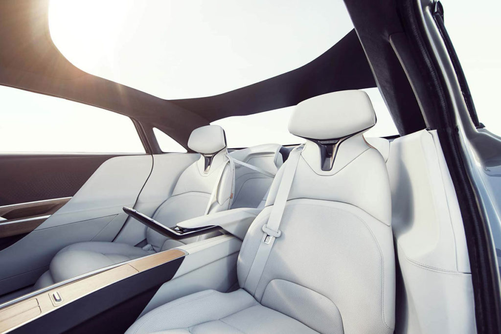 Lucid Air Electric Vehicle Reservation Starts