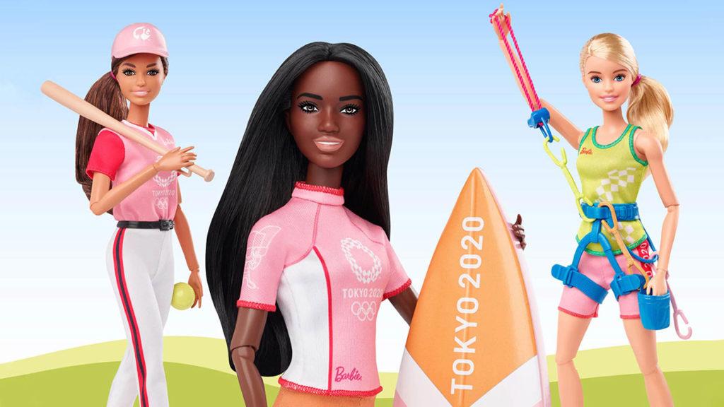 Mattel Barbie Olympic Games Tokyo 2020