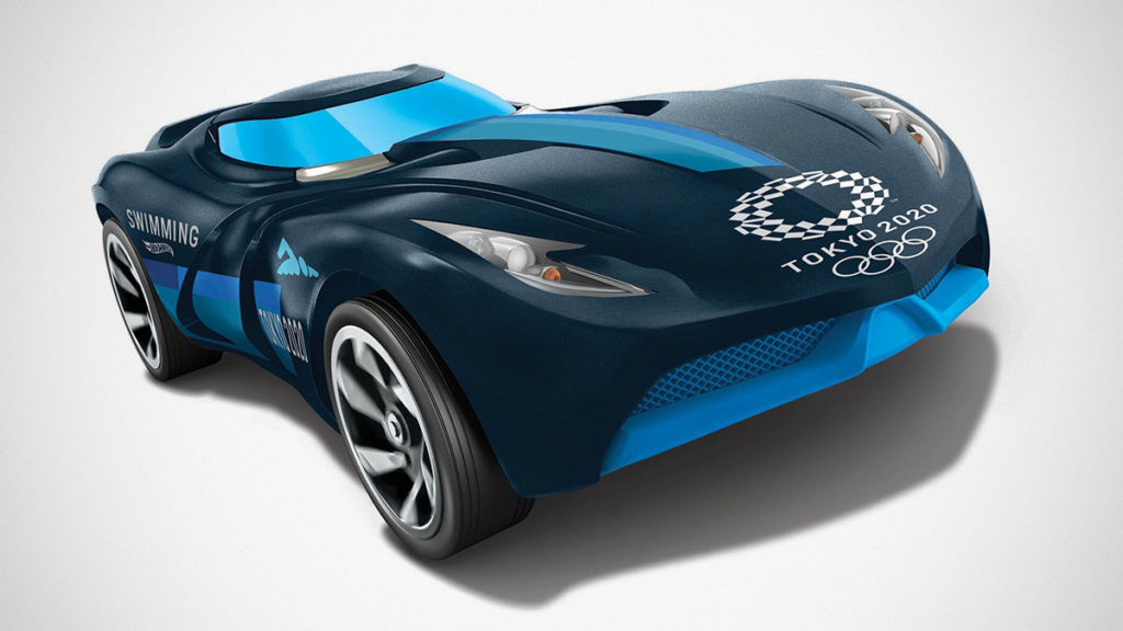 Mattel Hot Wheels Olympic Games Tokyo 2020