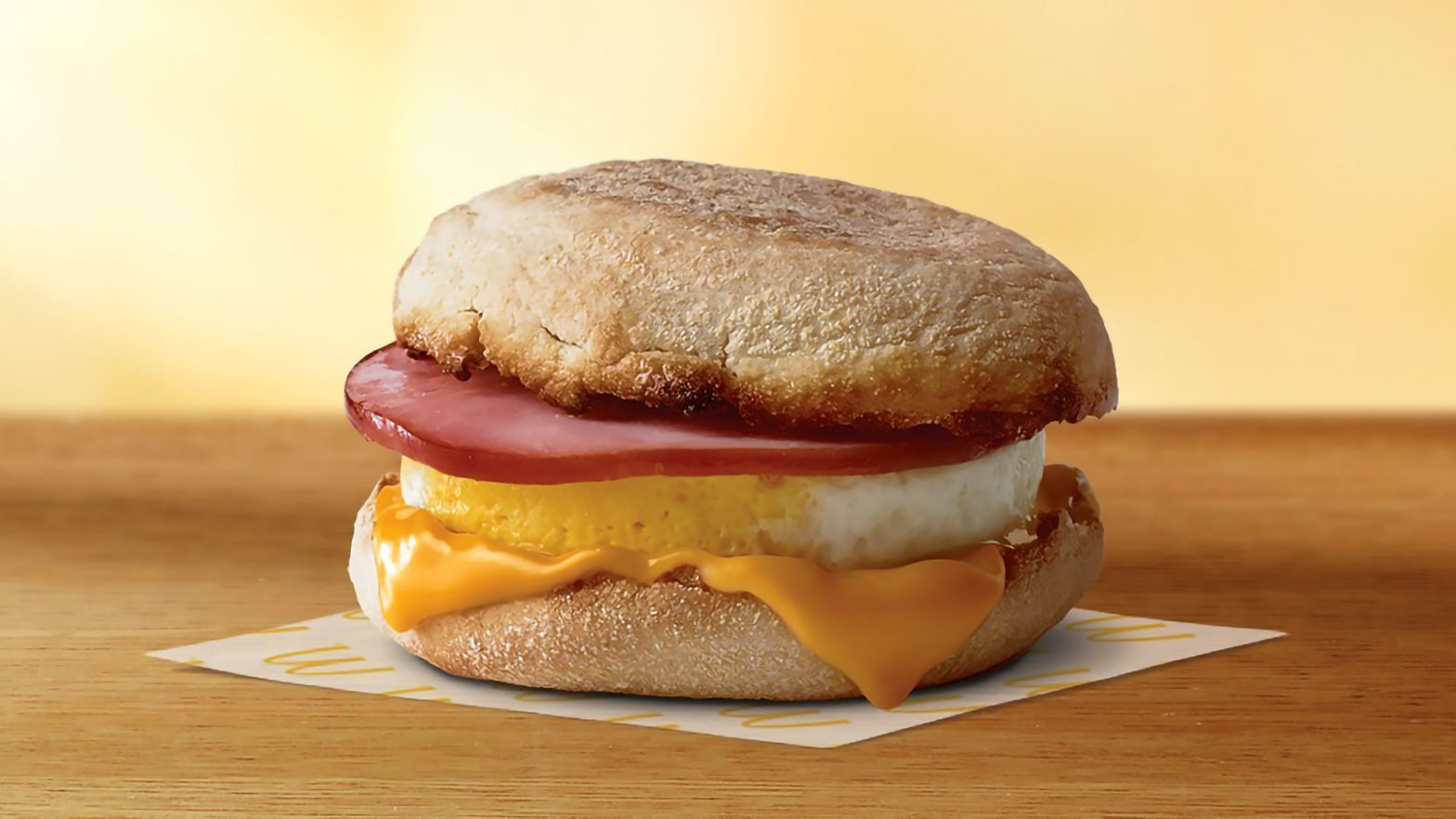 McDonald's Free Egg McMuffin March 2