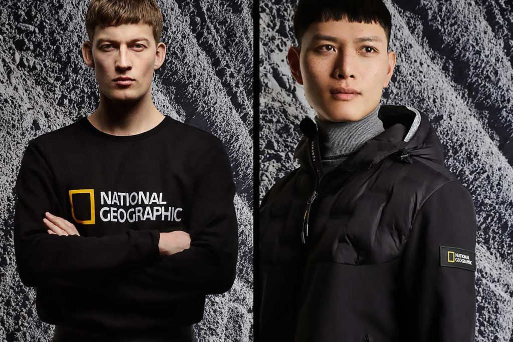 National Geographic Urban Tech Clothing Collection