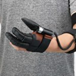 NeoMano Robotic Glove Lets People With Paralysis Or Weak Hand Regain Some Hand Function