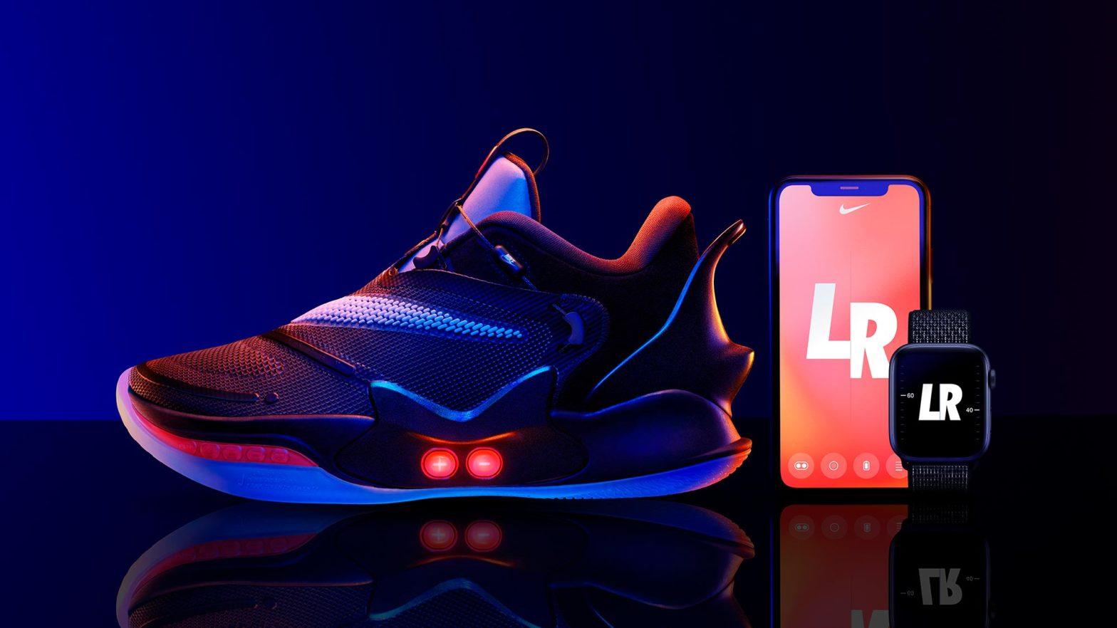 Nike Adapt BB 2.0 Self-lacing Basketball Shoes