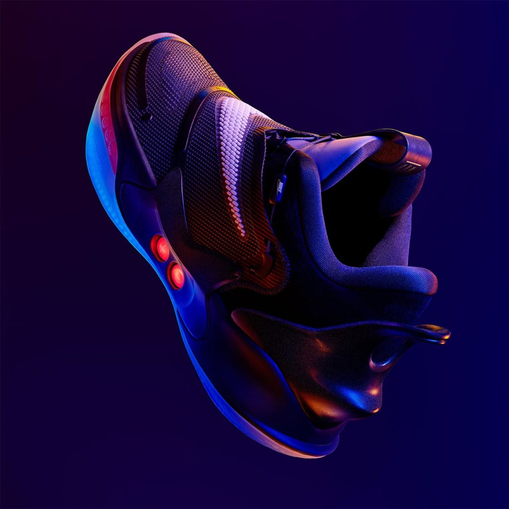 Nike Adapt BB 2.0 Self-lacing Basketball Shoes