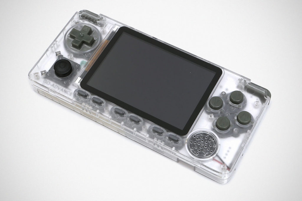 Odroid Go Advance Handheld Gaming Device