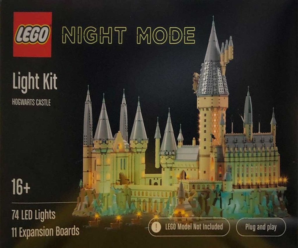 Official LEGO Lighting Kits For Select Models