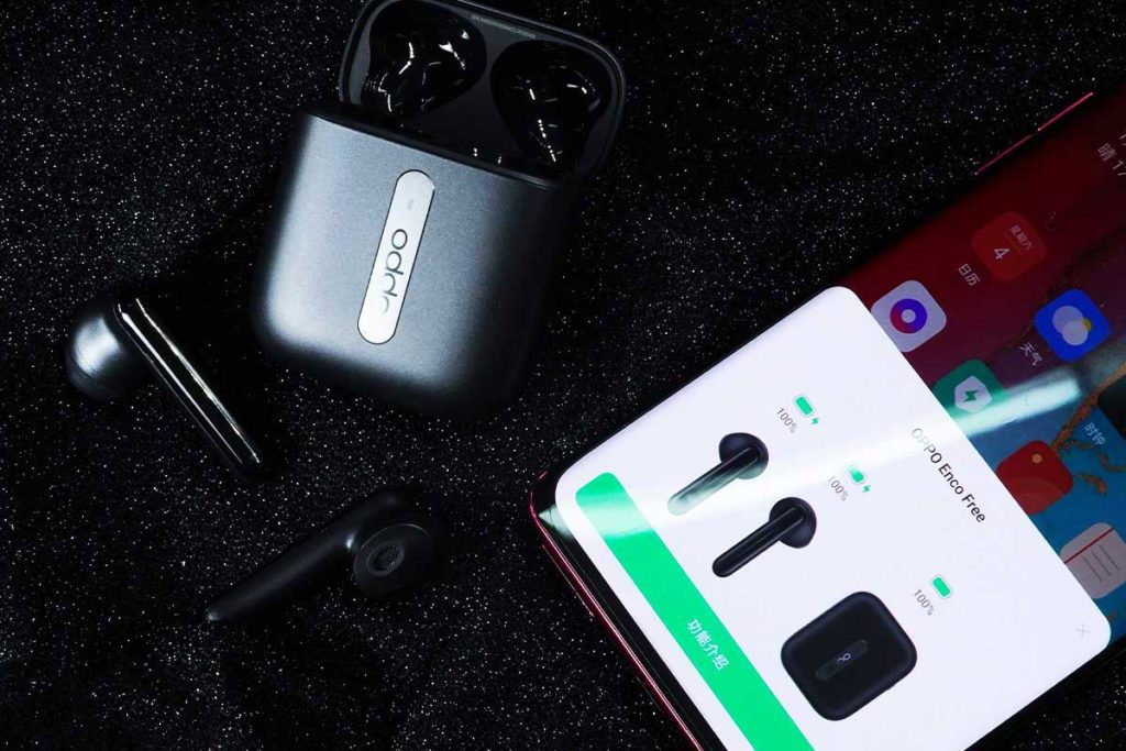 Oppo Enco Free True Wireless Earbuds