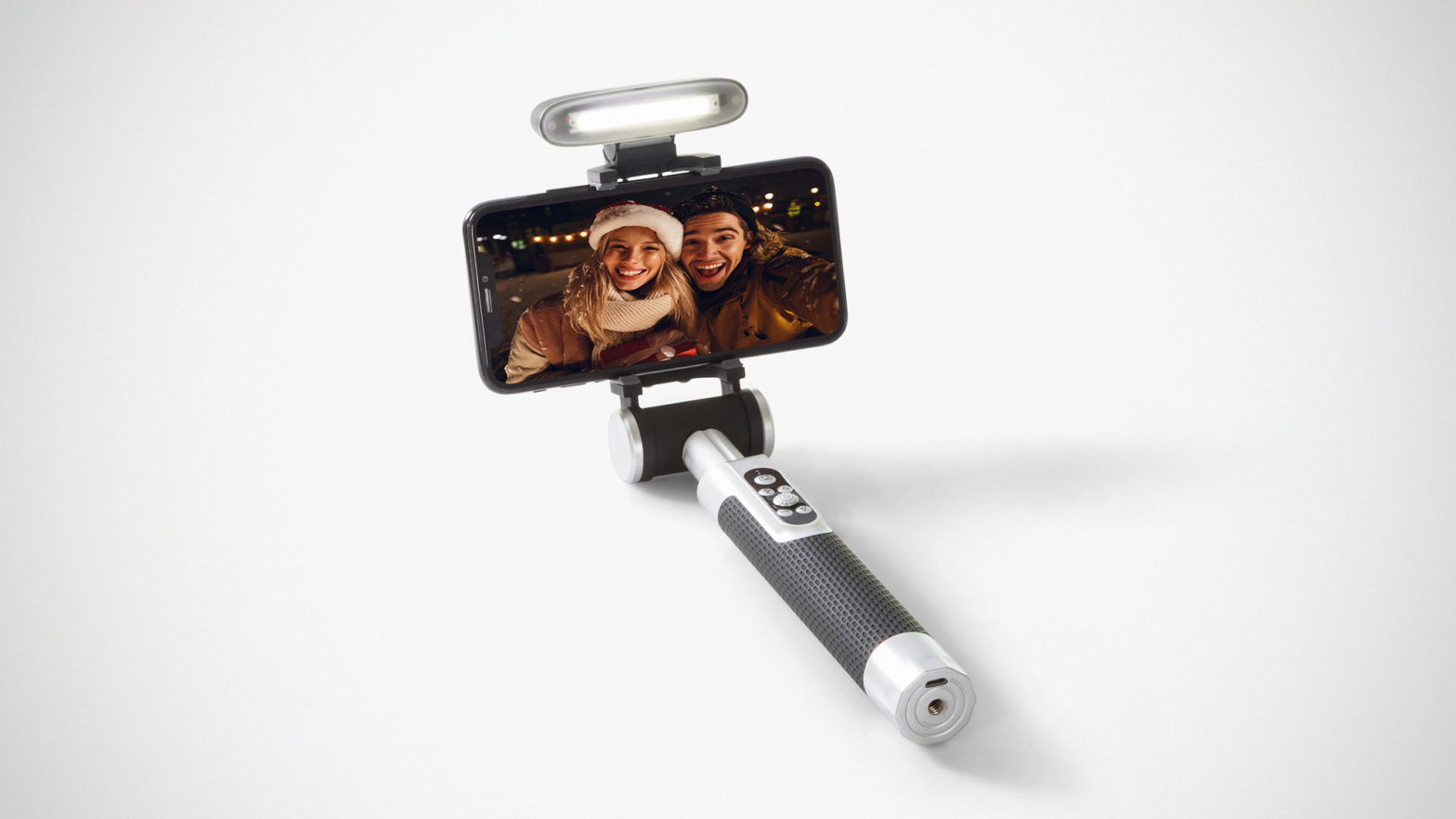 Pictar Smart-Light Selfie Stick