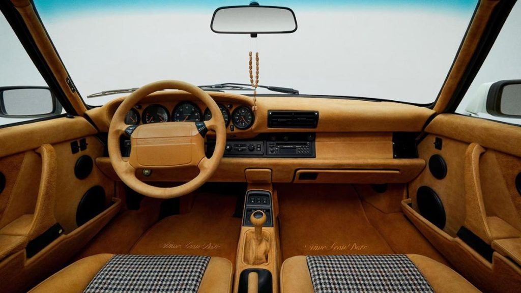 Aimé Leon Dore 911 Carrera 4
