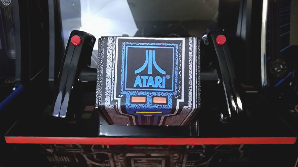 Redesigned ATARI Star Wars Flight Yoke