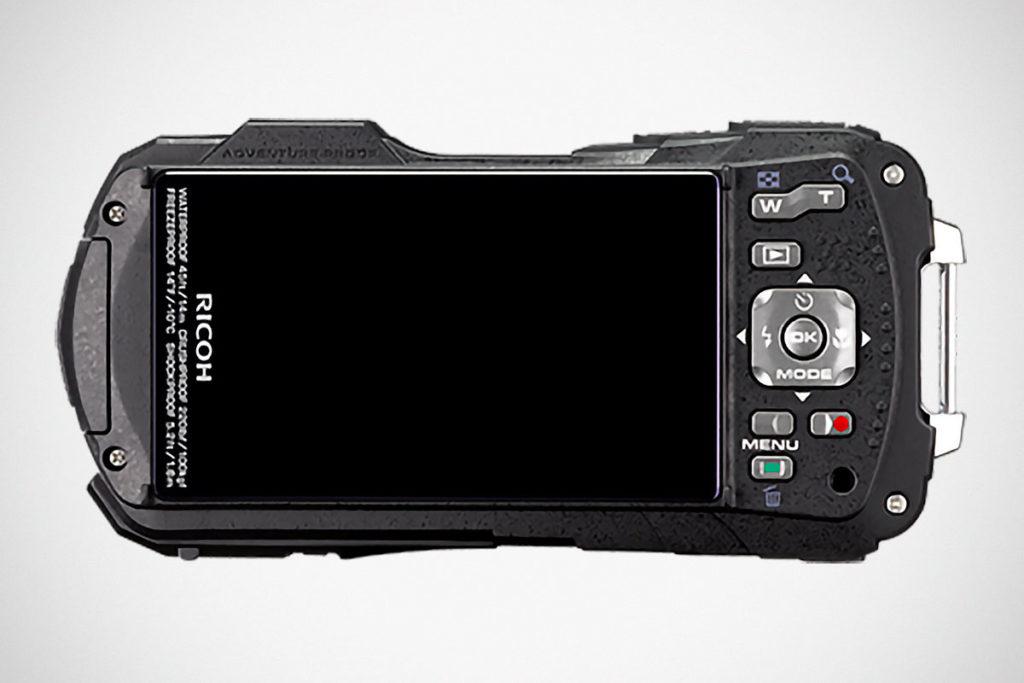 Ricoh WG-70 Ruggedized Digital Camera