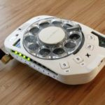 Engineer Made A Phone-only Cellphone With An Awesome Old School Rotary Dial